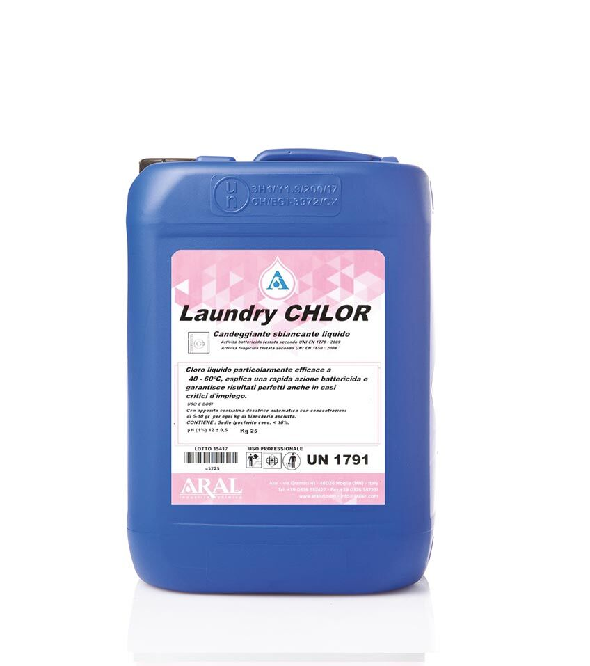 LAUNDRY CHLOR