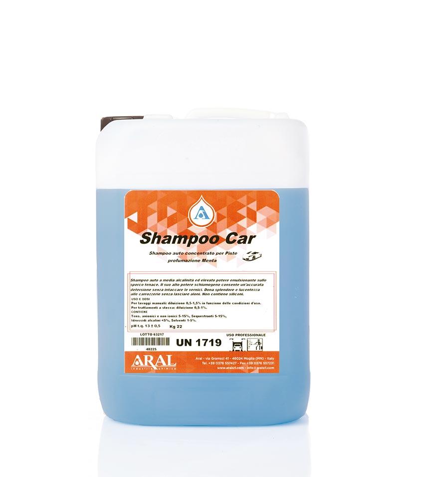 SHAMPOO CAR