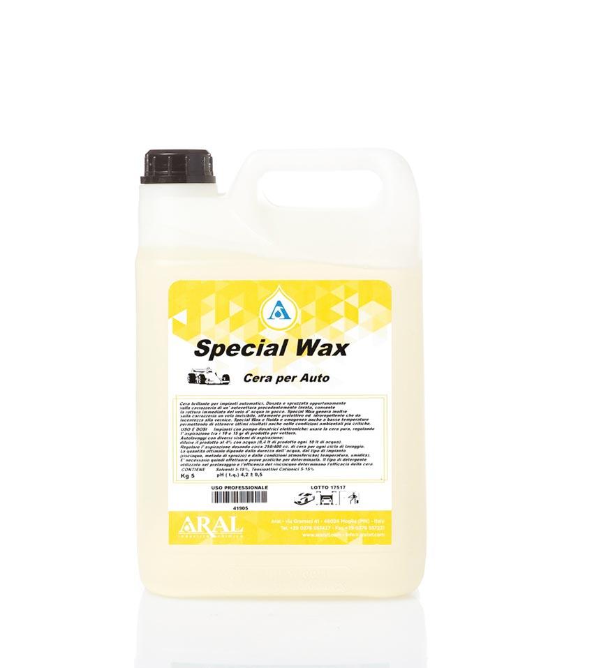 SPECIAL WAX